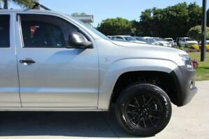 2012 Volkswagen Amarok 2H MY13 TDI340 Silver 6 Speed Manual Utility Kedron Brisbane North East Preview
