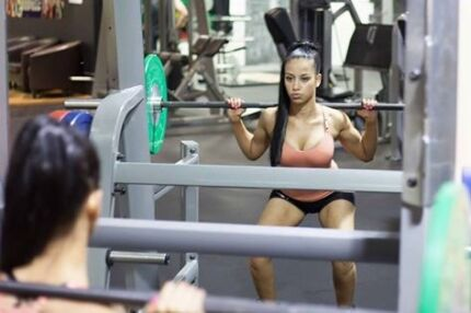 Zahraa Personal Training Services