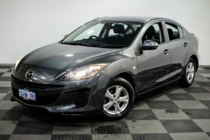 2012 Mazda 3 BL10F2 MY13 Neo Activematic Grey 5 Speed Sports Automatic Sedan