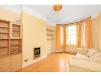Fantastic light and airy one bedroom with separate study
