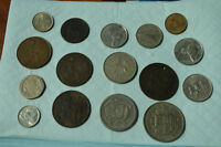 Bunch of Misc. Old Coins