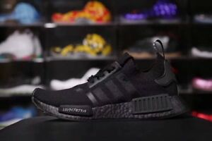 Adidas NMD_R1 PK TRIPLE BLACK Marrickville Marrickville Area Preview