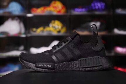 Adidas NMD_R1 PK TRIPLE BLACK