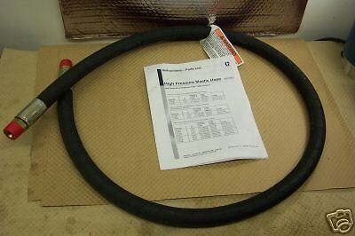 Graco 215241 High Pressure Coupled Mastic Hose New