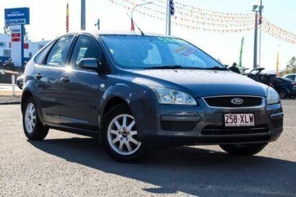 2006 Ford Focus LS LX Grey 5 Speed Manual Hatchback