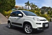 2013 Fiat Panda 150 Trekking White 5 Speed Manual Hatchback St Marys Mitcham Area Preview