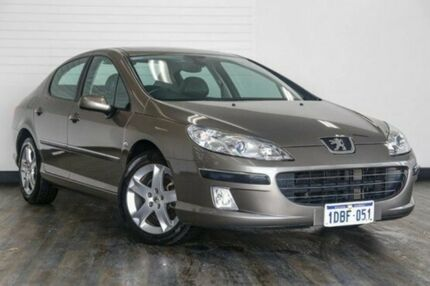 2008 Peugeot 407 ST HDI Touring Gold 6 Speed Sports Automatic Wagon Victoria Park Victoria Park Area Preview