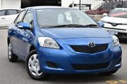 2016 Toyota Yaris NCP93R YRS Tidal Blue 4 Speed Automatic Sedan Claremont Nedlands Area Preview