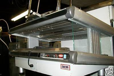 Food Warmer Merchandiser Hatco Double Sidedside Glass 900 Items On Ebay