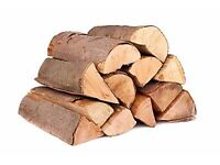 logs for sale, for fires