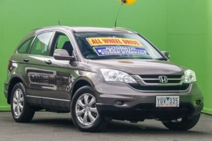 2011 Honda CR-V RE MY2010 4WD Urban Titanium 5 Speed Automatic Wagon Ringwood East Maroondah Area Preview