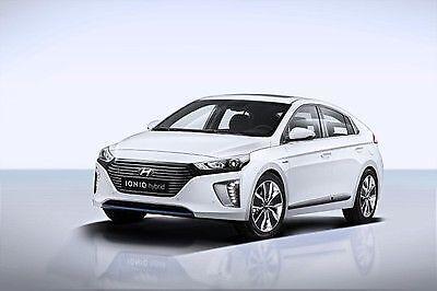 Der Hyundai Ioniq