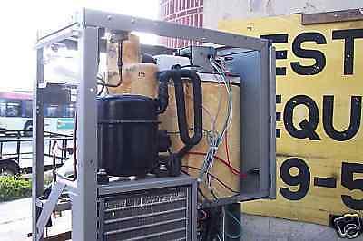 Ice Maker Flaker - Dispenser400lbs S.mann Ctop Water 900 Items On E Bay