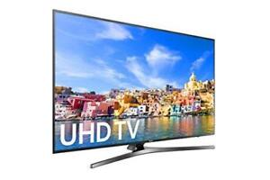 SAMSUNG 50INCH 55INCH 65INCH 4K UHD SMART LED TV WITH WARRANTY BOXING WEEK SPECIAL SALE NO TAX