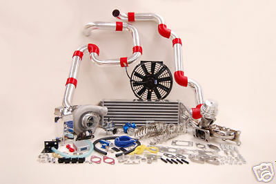 2000 - 2006 Audi Tt 1.8t Turbo Kit 01 02 03 04 05 490hp