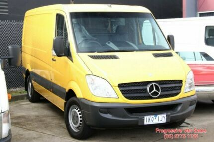 2011 Mercedes-Benz Sprinter VAN LONG 6 Speed Manual Van