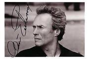 Clint Eastwood Autogramm