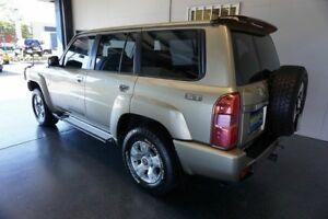 2011 Nissan Patrol GU VII ST (4x4) Gold 5 Speed Manual Wagon