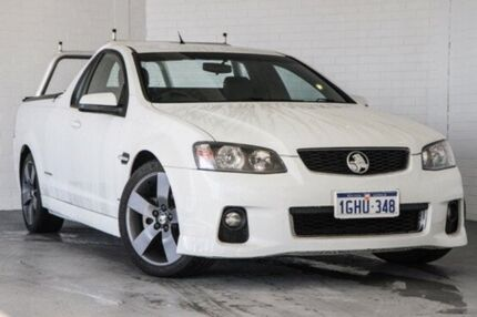 2012 Holden Ute VE II SS Thunder 6 Speed Sports Automatic Utility