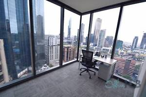 Melbourne CBD - Impressive private office for a team of 5 people Docklands Melbourne City Preview