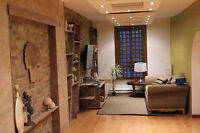 Beautiful furnished studio ZEN style in Montreal for short term