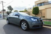 2011 Holden Cruze JG CD Grey 6 Speed Sports Automatic Sedan Hove Holdfast Bay Preview