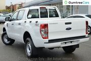 2013 Ford Ranger PX XL Double Cab White 6 Speed Sports Automatic Utility Balcatta Stirling Area Preview