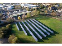 Renewable energy company seeks bright numerate graduates £10-12 per hour
