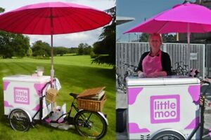 Brand new customizable ice cream cart with your logo Tullamarine Hume Area Preview