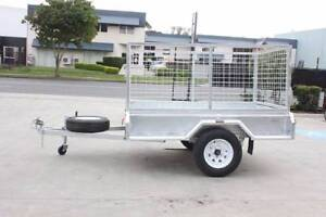 7X5 HEAVY DUTY TRAILER Coopers Plains Brisbane South West Preview