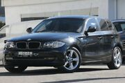2009 BMW 120i E87 MY09 Black 6 Speed Automatic Hatchback Brookvale Manly Area Preview