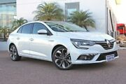 2017 Renault Megane White Sports Automatic Dual Clutch Sedan Pearsall Wanneroo Area Preview