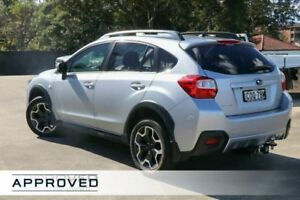 2013 Subaru XV G4X MY13 2.0i-L AWD Ice Silver 6 Speed Manual Wagon