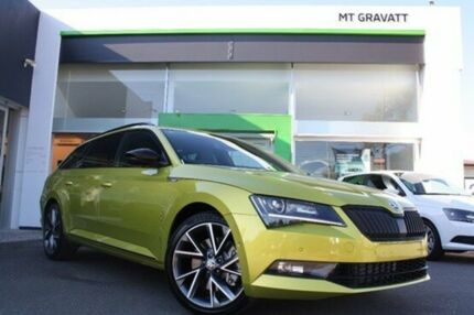 2017 Skoda Superb NP MY17 206TSI DSG SportLine Gold 6 Speed Sports Automatic Dual Clutch Wagon Mount Gravatt Brisbane South East Preview