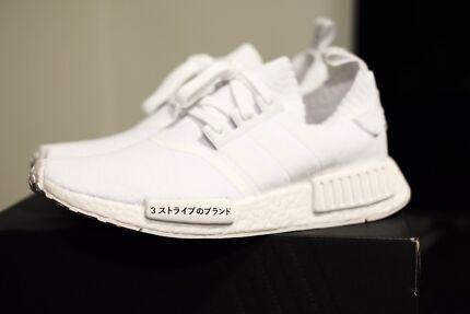 Wanted: Adidas NMD R1 PK White Japan US9 $300