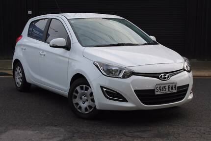2014 Hyundai i20 Active Hatchback