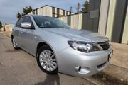 2009 Subaru Impreza G3 MY09 R AWD Silver 4 Speed Sports Automatic Hatchback Hove Holdfast Bay Preview