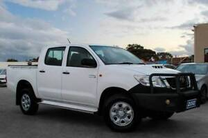 From $97 per week on finance* 2012 Toyota Hilux Ute Coburg Moreland Area Preview