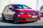 2016 Peugeot 308 T9 MY17 GTI 270 Ultimate Red 6 Speed Manual Hatchback Osborne Park Stirling Area Preview