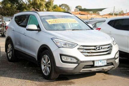 2015 Hyundai Santa Fe Silver Sports Automatic Wagon