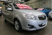 2010 Holden Barina TK MY10 5 Speed Manual Hatchback Mordialloc Kingston Area Preview