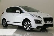 2015 Peugeot 3008 T8 MY15 Active SUV White 6 Speed Sports Automatic Hatchback Ravenhall Melton Area Preview