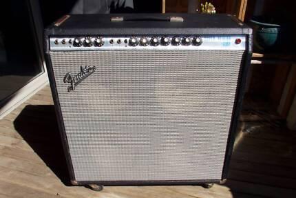 1970 Fender Super Reverb 40W