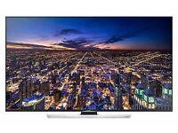 Samsung UE55HU7500T UHD 3D TV (SPARES OR REPAIR)