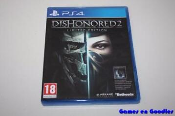 Dishonored 2 - PlayStation 4 / PS4