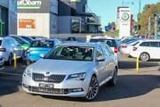 2016 Skoda Superb NP MY16 206TSI DSG Silver 6 Speed Sports Automatic Dual Clutch Wagon Nunawading Whitehorse Area Preview