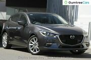 2017 Mazda 3 BN MY17 SP25 Titanium Flash 6 Speed Automatic Hatchback Liverpool Liverpool Area Preview