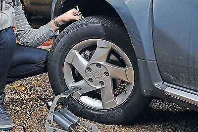 Vorher unbedingt die Reifen prüfen!
