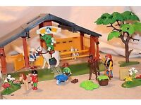 Playmobil Farm 3120 Pony and Horse Ranch