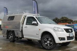 From $63 per week on finance* 2013 Great Wall V240 Ute Coburg Moreland Area Preview